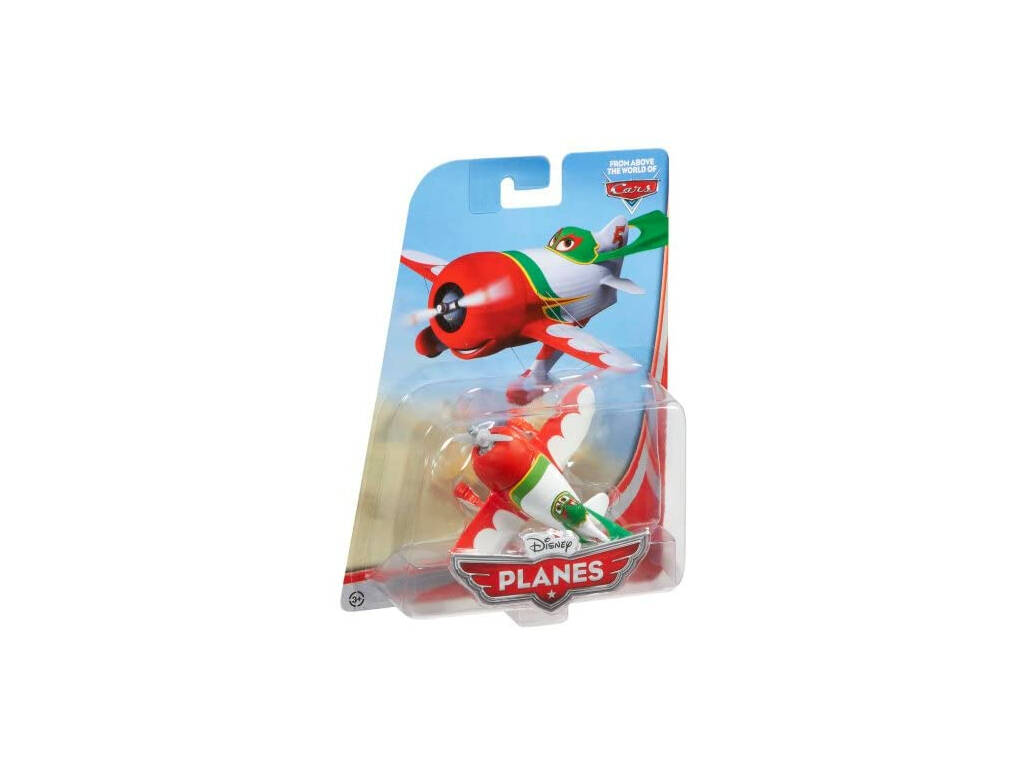 Aviones básicos. Mattel X9459
