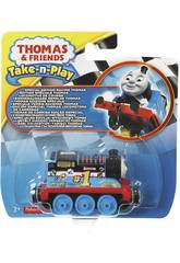 Fisher Price - Trenino Thomas Take'n Play Thomas Ed. Speciale, Multicolore