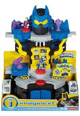 imagen Imaginext Batcueva Transformable Mattel DNF93