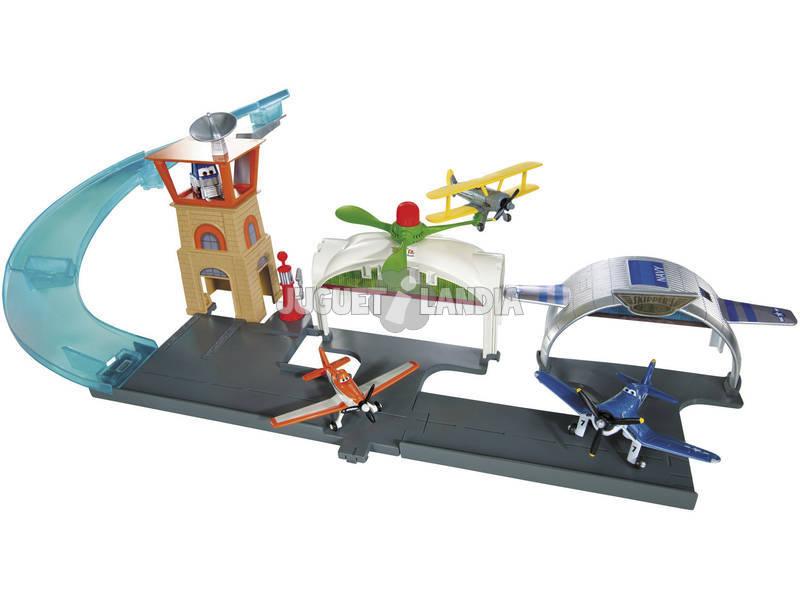 Aviones Aeropuerto Helices Junction