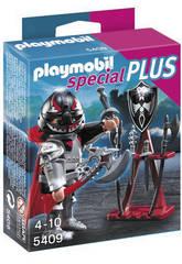 Playmobil Chevalier avec armurerie