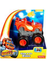 Blaze Vehículos De Slam & Go