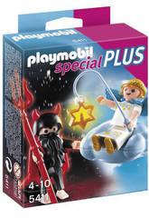 Playmobil Angel y Demonio