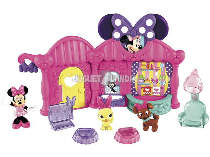 Minnie peluqueria de mascotas