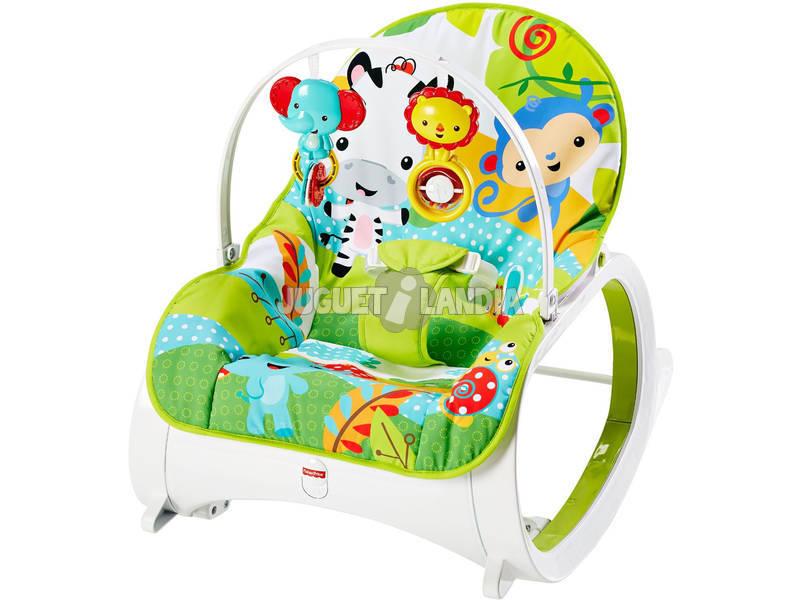 Hamaca Fisher Price Multiposiciones Mattel CMR10