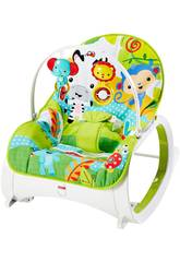 Hamaca Fisher Price Multiposiciones Mattel CMR10