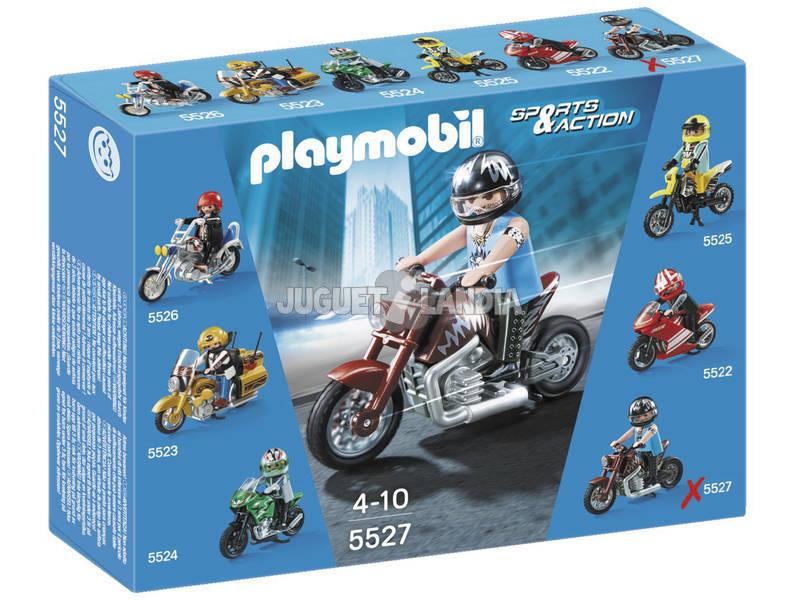 Playmobil Moto Custom