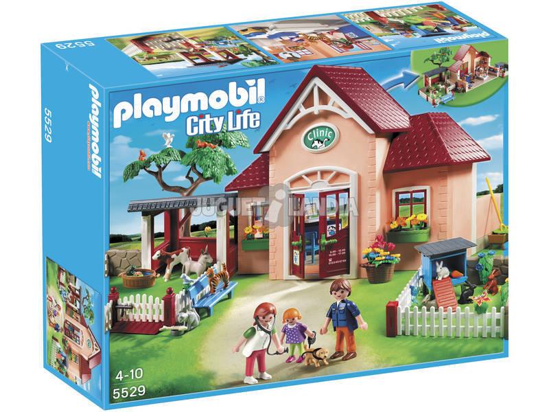 Playmobil Clinique Vétérinaire