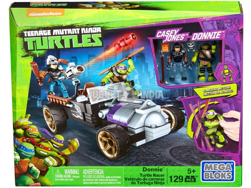 Mega Bloks Tortugas Ninja Vehículos De Carreras
