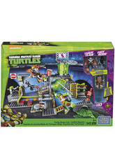 Mega Bloks Tortues Ninja Guarida De Alcantaillas
