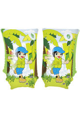 imagen Manguitos Jungle Trek de 30x15 Cm Bestway 32102