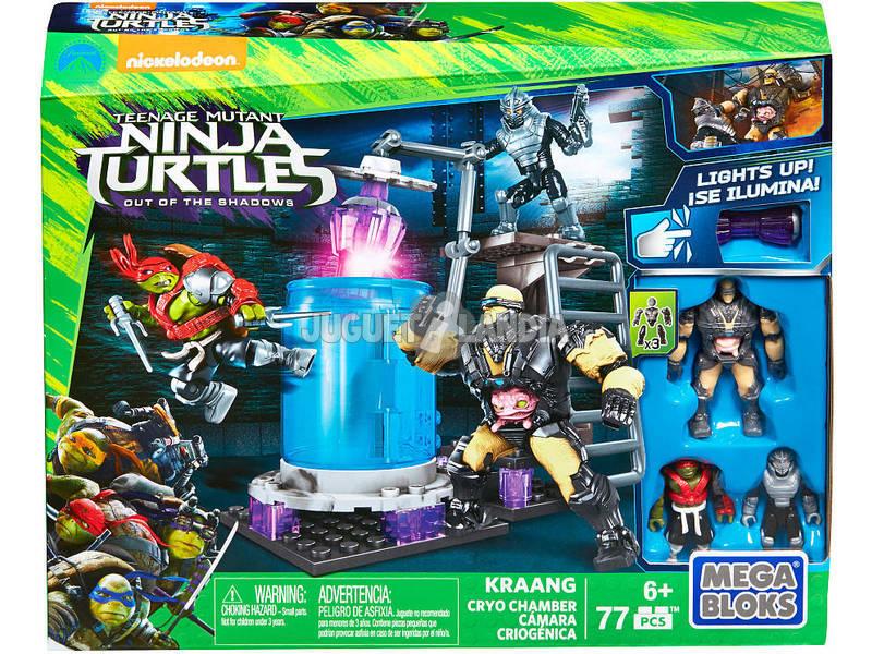 Mega Bloks Tortugas Ninja Cámara Del Krang