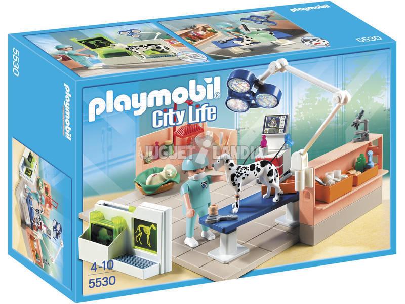 Playmobil Bloc Opératoire d´Animeaux