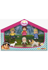 Heidi Pack de Figurine et Animal de Compagnie