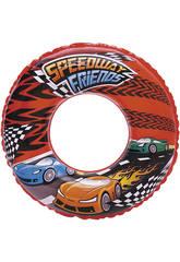 imagen Flotador Speedway Friends de 51 Cm Bestway 36105B
