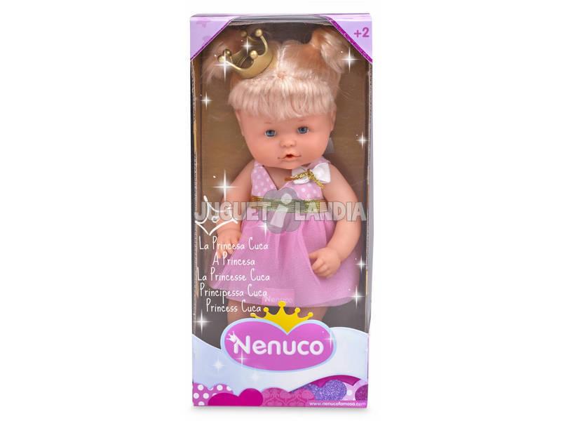 Muñeca Nenuco Surtido Princesa Cuca Famosa 700012645