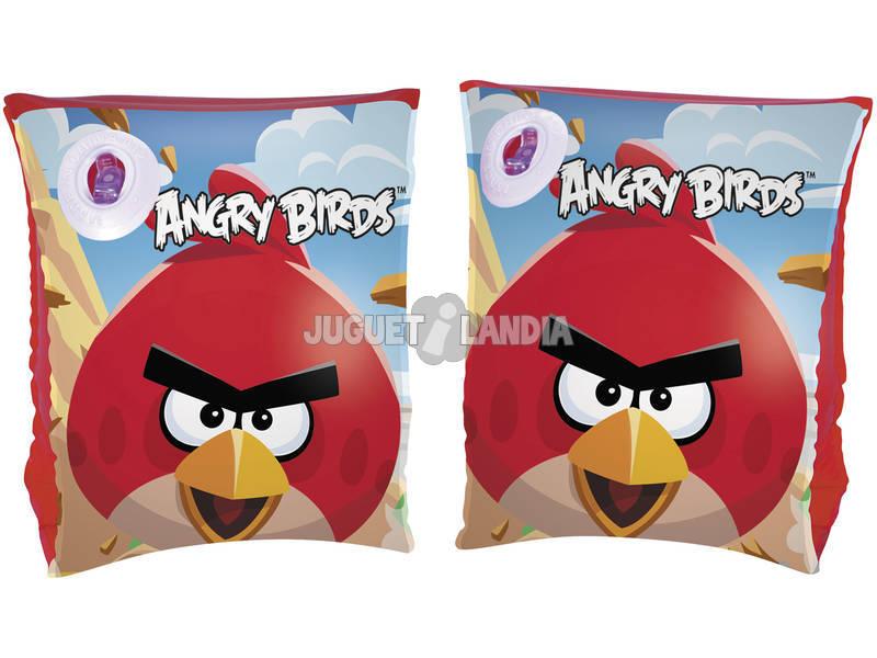 Braccioli 23 x 15 cm. Angry Birds Bestway 96100