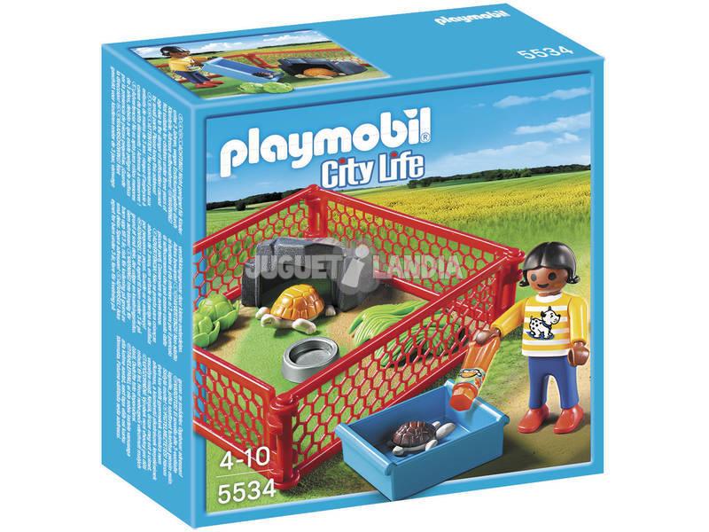 Playmobil Recinto de Tortugas