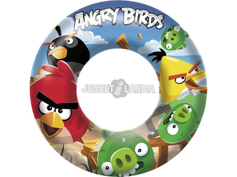 Bouée 56 cm. Angry Birds