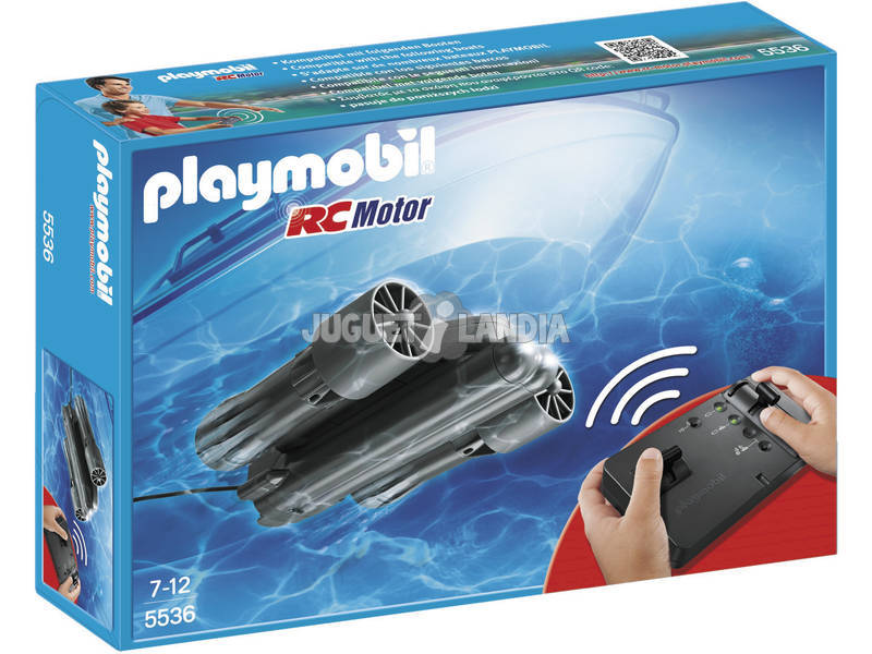 Playmobil Motore Sottomarino R/C