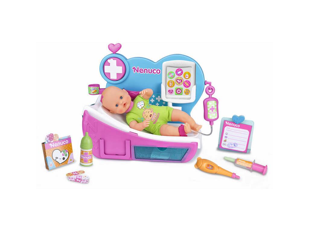 Nenuco Doctora Por Qué Llora Famosa Con Accesorios 30cm 700012646