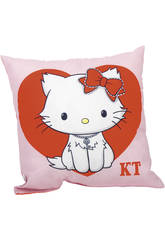 Charmy Kitty Coussin 40x40 cm.