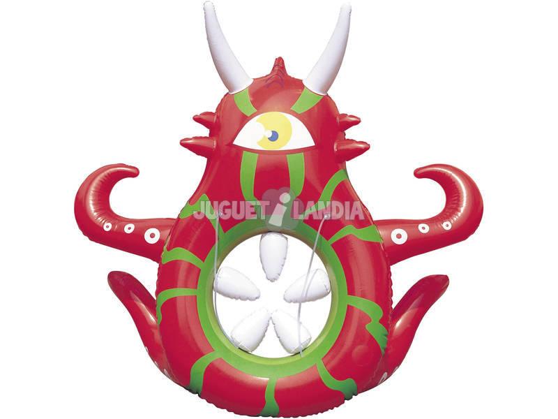 Jogo Pontaria 145x51x132 cm. Monstro