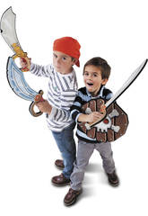Soft Warriors Épée Pirate