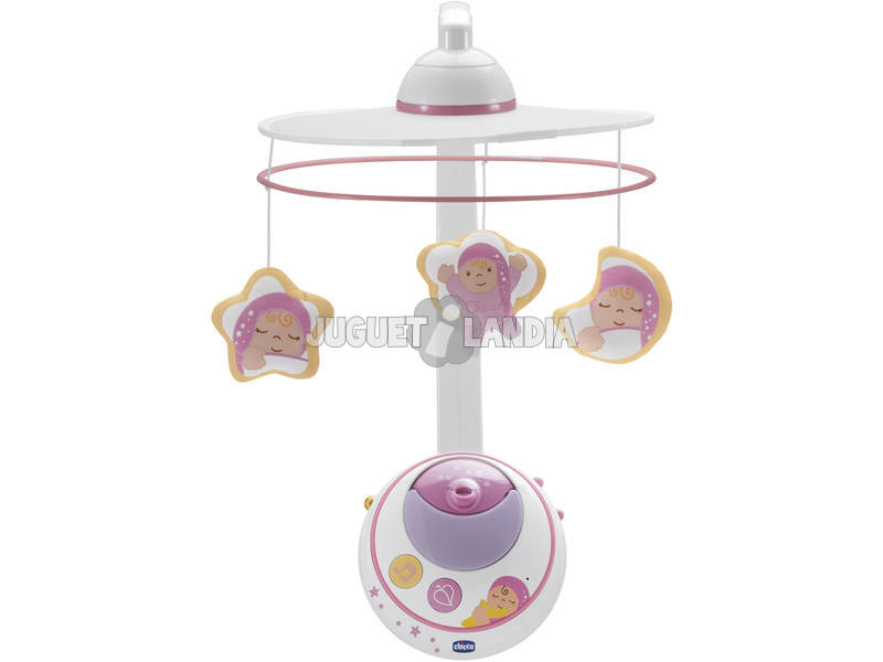 Frist Dream Cot Mobile Restyling Girl