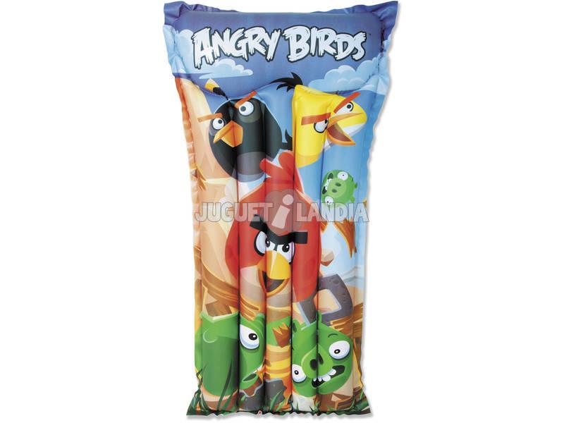 Matelas 119x61 cm. Angry Birds