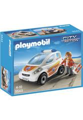 Playmobil Véhicule d´Urgence