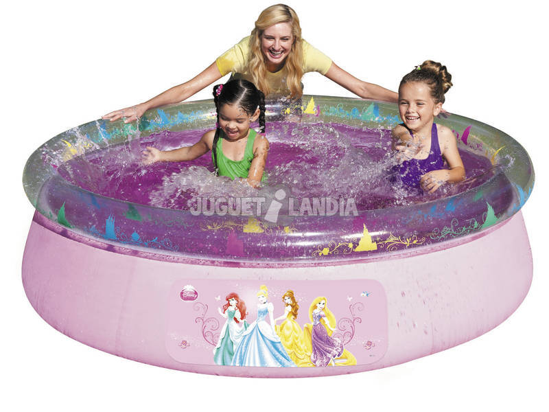 Piscine Fast Set Princesses 244x66 cm. Bestway 91052