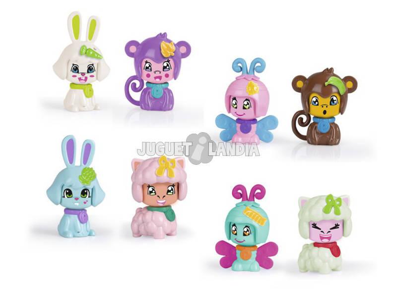 Figuras Pin y Pon Pack 2 Mascotas Surtido Famosa 700012732