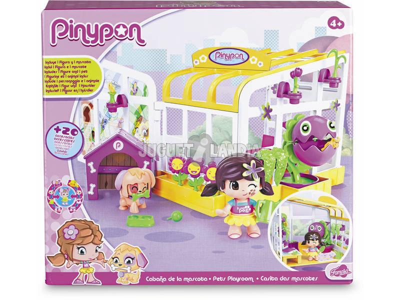 Pin y Pon Cabaña de Mascotas Famosa 700012739