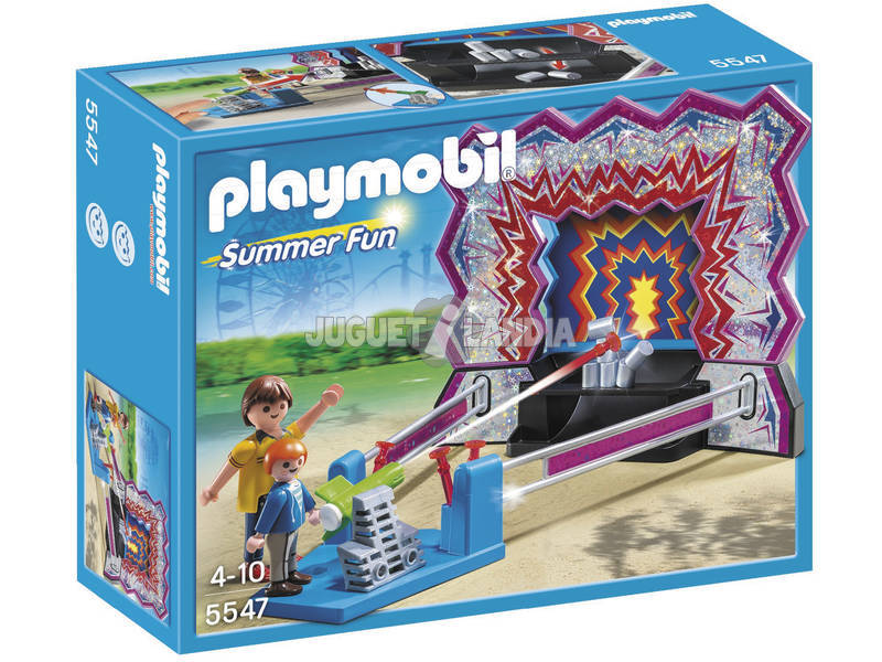 Playmobil Juego de Tiro al Blanco
