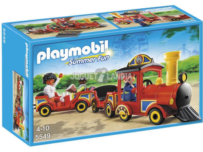 Playmobil Train des Enfants