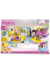 Pin y Pon Ambulance des Animaux de Compagnie Famosa 700012751