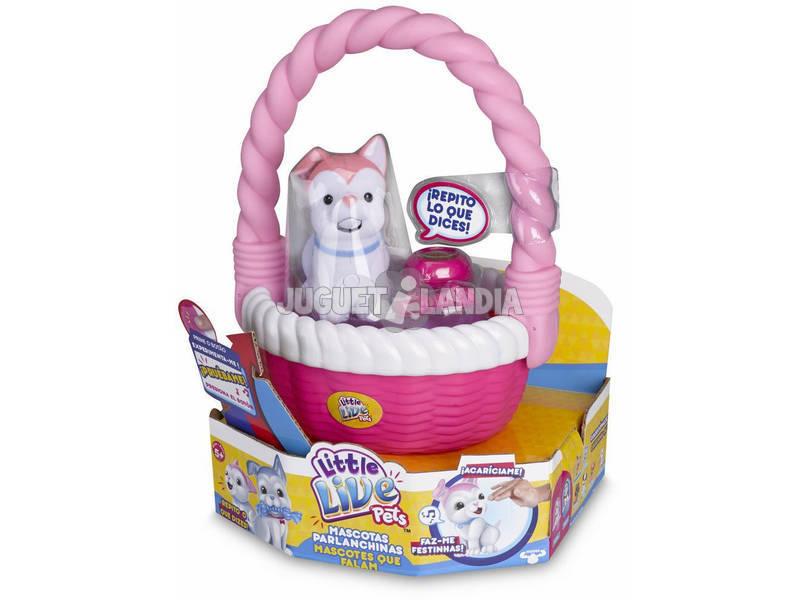 Little Live Pets Cesta y Mascotas Famosa 700012884