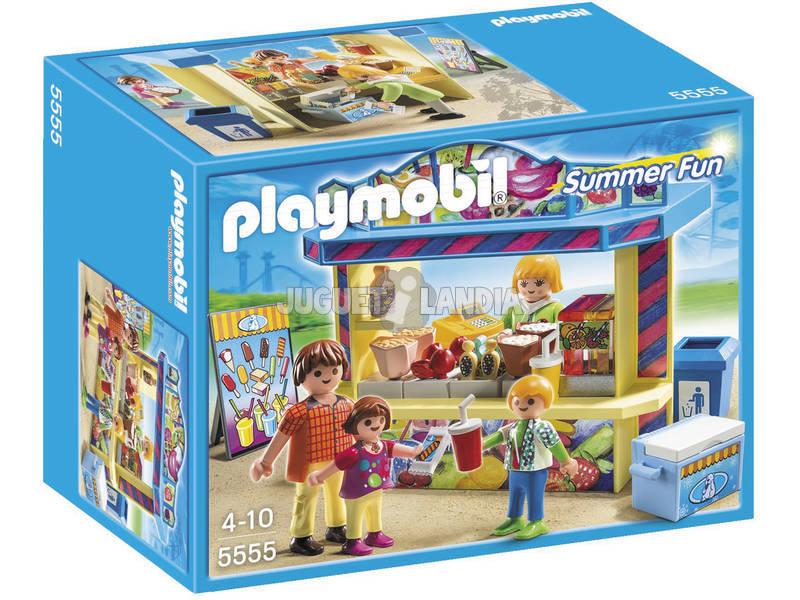 Playmobil Puesto de Chucherias
