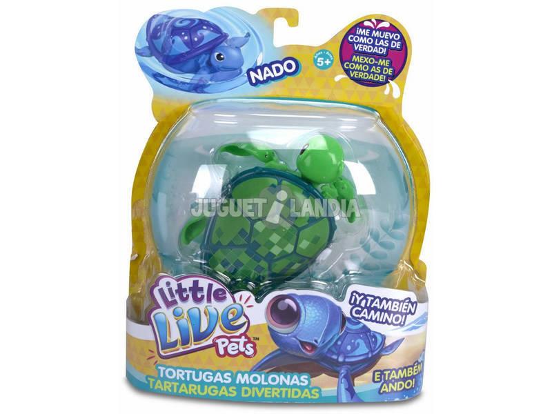 Little Live Pets Tortugas Molonas