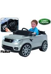 Range Rover 6 V. Gris Luces y Sonidos