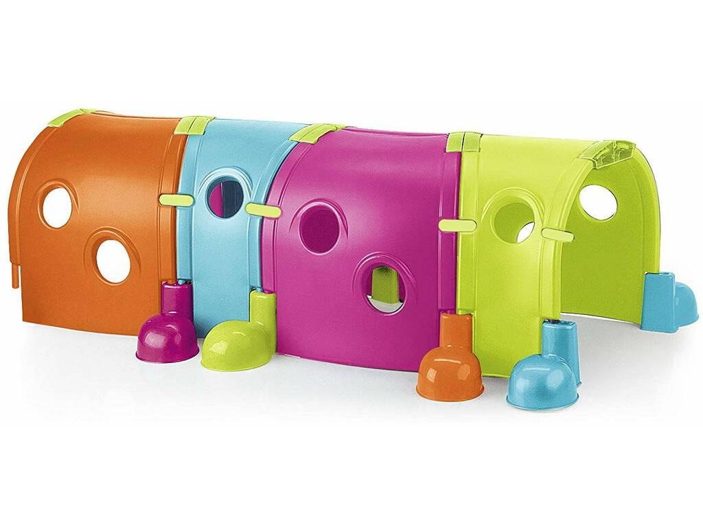 Brinquedo Ar Livre 4 Módulos Feber Gus Túnel 61x170x100 cm Famosa 800009595