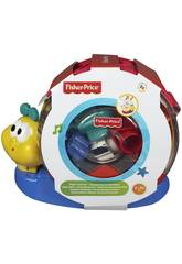 Fisher Price Lumachina mattoncini e musica