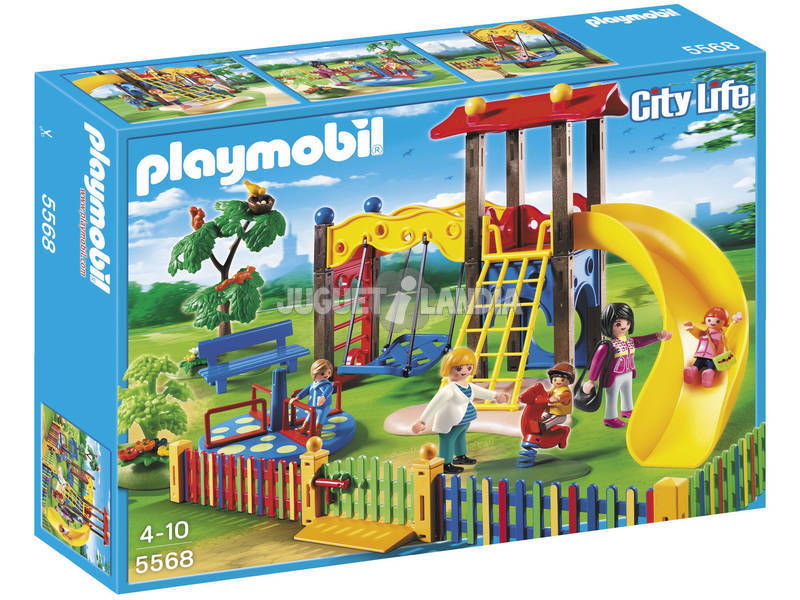 Playmobil Playground Crianças