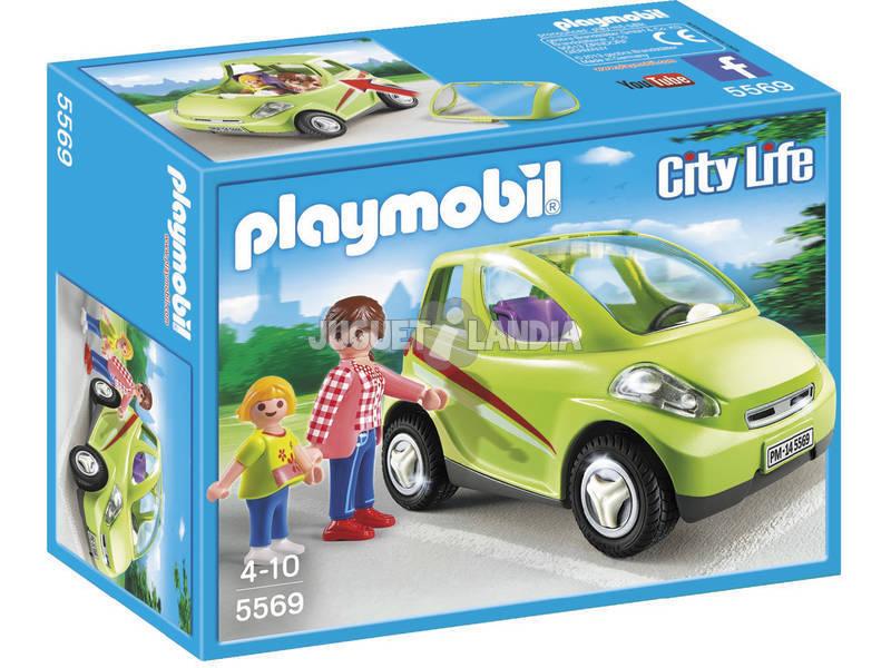 Playmobil Coche de Ciudad