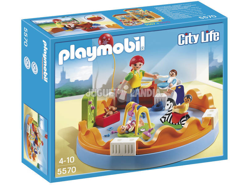Playmobil Zone de Bébés
