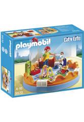 imagen Playmobil Zona de Bebés