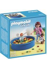 imagen Playmobil Piscina de Bolas