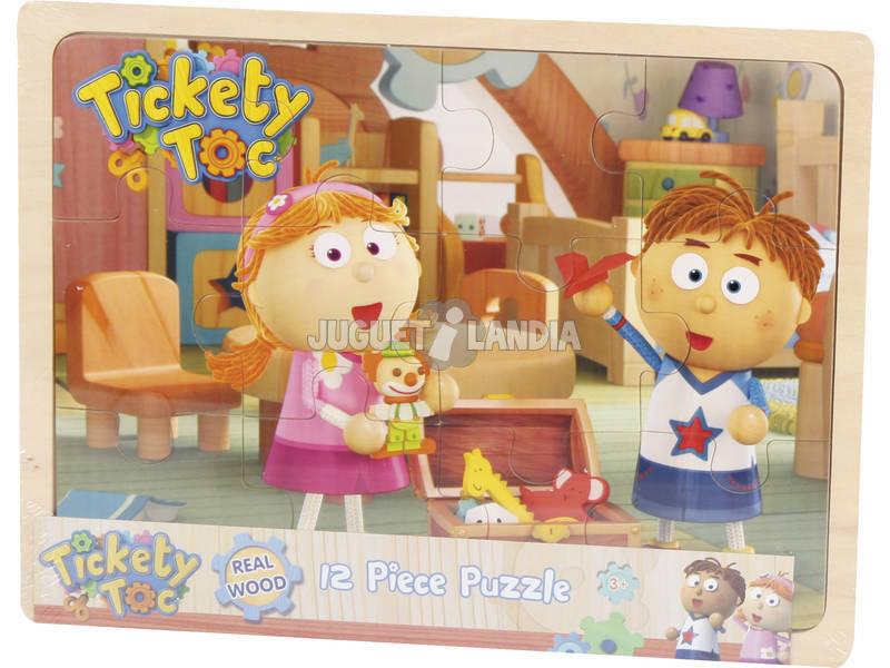Tickety Toc Puzzle 12 piezas