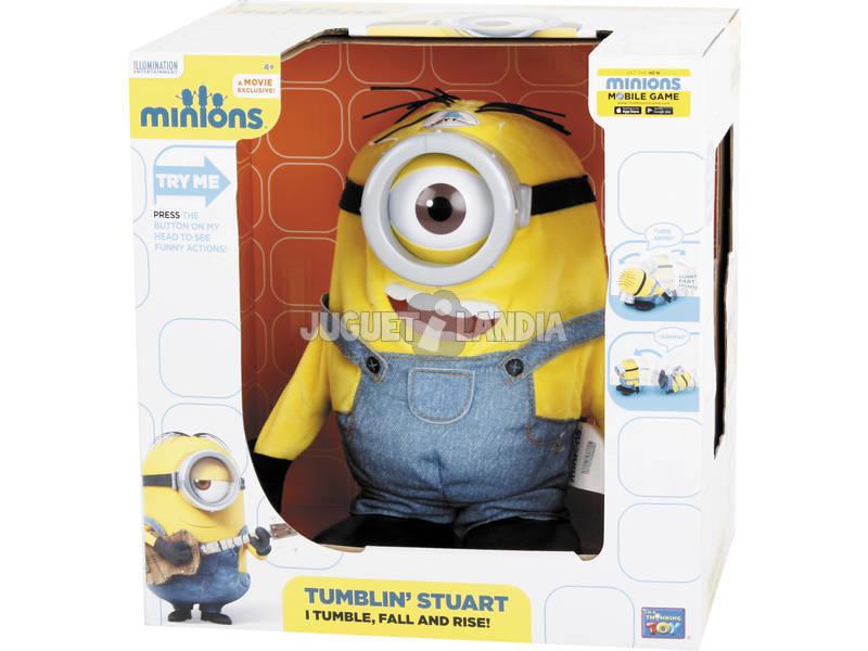 Minions Tumbling Stuart
